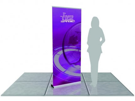 FINESSE 850mm Roller Banner
