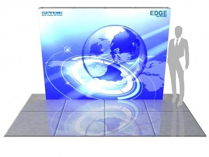 EDGE 4x3 SEG Light Box (Silicone Edge Soft Fabric Graphic)